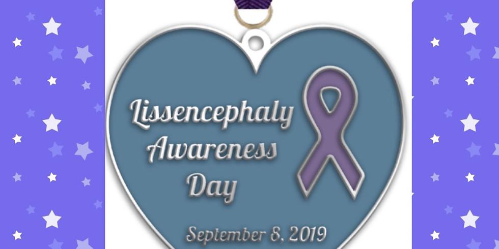 Lissencephaly Awareness Day Virtual 5K
