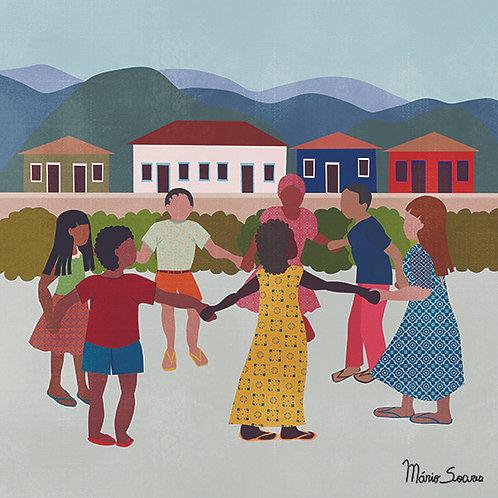 CIRANDA (FINE ART)