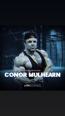 """Conor """"Monster"""" Mulhearn"""