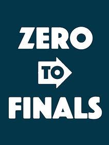 Zero to Finals