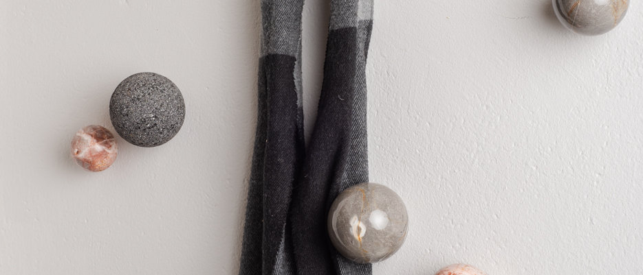 WALL SPHERE COAT HANGER SET