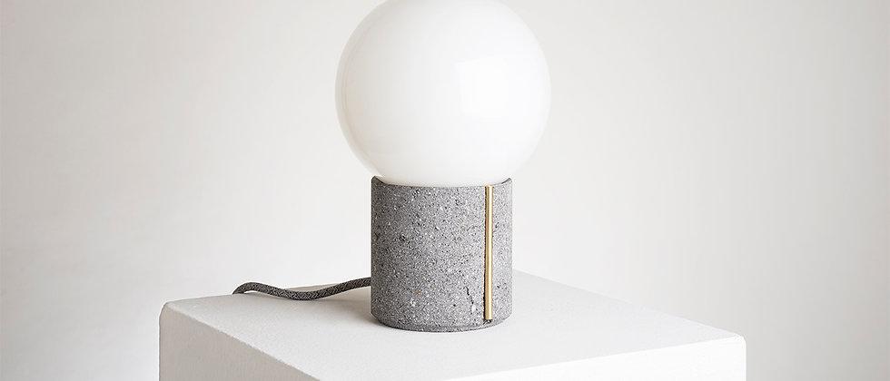 NOCTE LAMP LAVASTONE