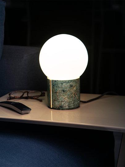 green nocte lamp