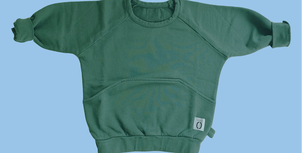 SWEATER Canvas Green