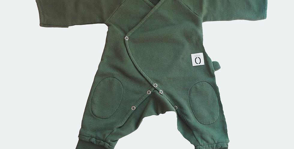 Lounger Canvas Green