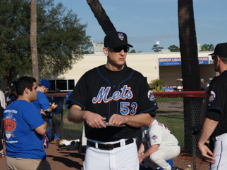 Countdown to Mets' Fantasy Camp: Eric Hillman Steroids, Bobby Bo,Japan,and Killing the Clown Prince