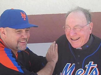 Countdown to Mets Fantasy Camp 52 Days to Go.