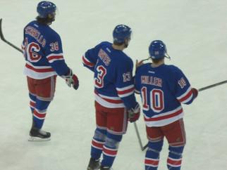 Game Preview: New York Rangers vs. Los Angeles Kings