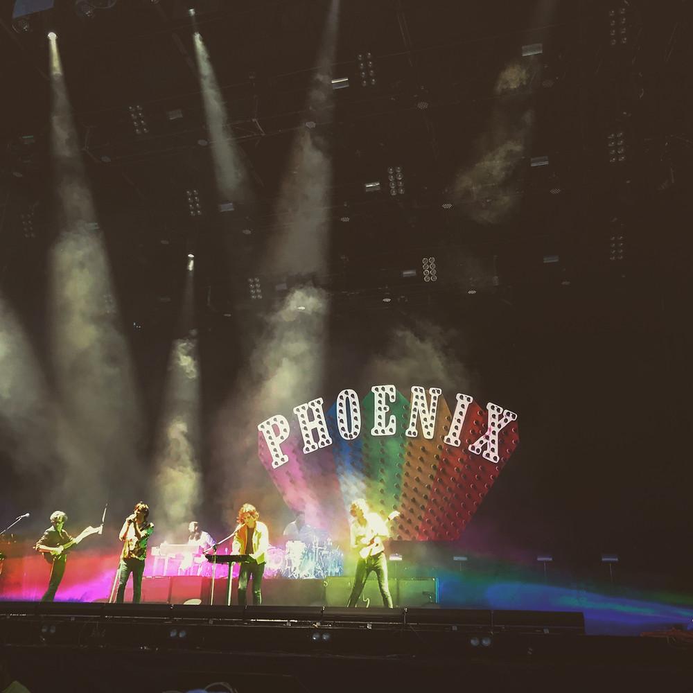 Phoenix, le 20 août 2017 @ Osaka
