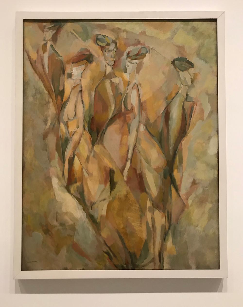 Portrait(Dulcinea),Phiradelphia Museum of Art, 10/3/2018