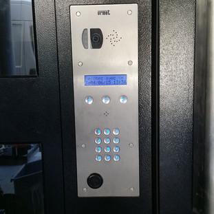 Interphonie controle d'acces marseille