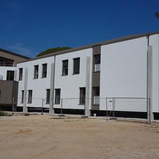 EBR Electricité agrandissement clinique saint laurent roquevaire