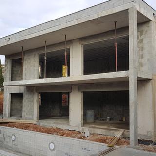 pour un de nos client promotteur et constructeur , trois villa 300m2 BIOT 06