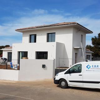 services pour des constructeur en region PACA plancher chauffant ,electricicté,vmc double flux