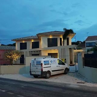 bureaux et villa bandol EBR electricité VAR