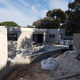 Installation electrique Villa six four le Brusc