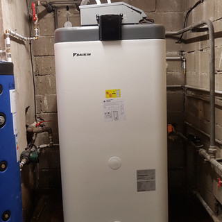 chauffeau thermodinamique daikin 500L