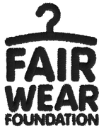 fair share wear logo foundation fair trade fashion