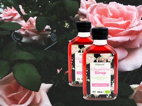 Ich liebe Rosen und Ihr bald auch!
