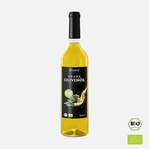 500ml SANUUS Bio Olivenöl Extra Nativ aus Persien - Güteklasse A