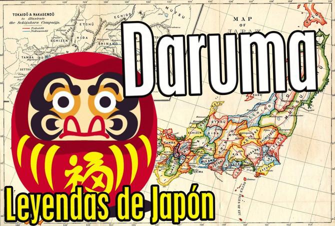 DARUMA, EL AMULETO JAPONÉS DE LOS PROPÓSITOS