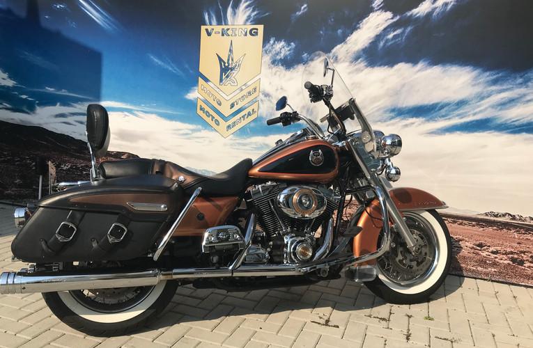 Harley-Davison Road King