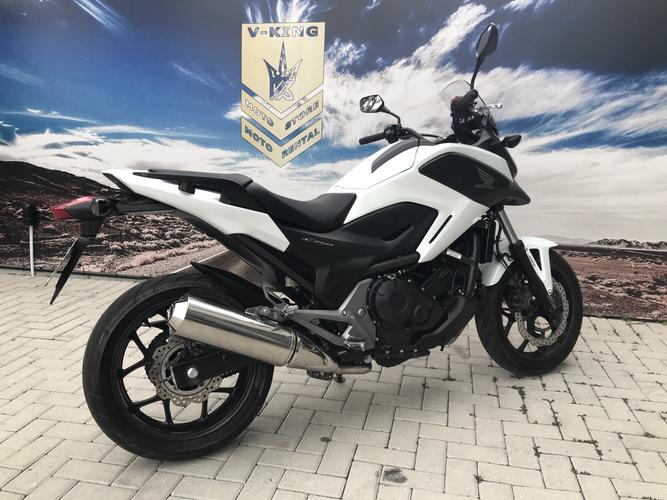 Honda NC 750cc