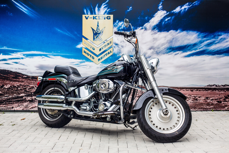 Harley-Davidson Softail FatBoy