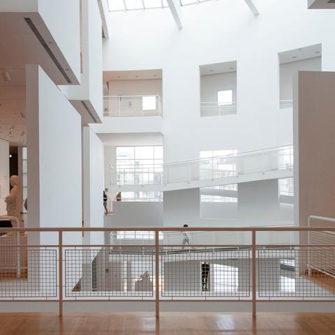 High Museum of Art. Atlanta, Georgia (1983) Richard Meier & Partners Architects LLP