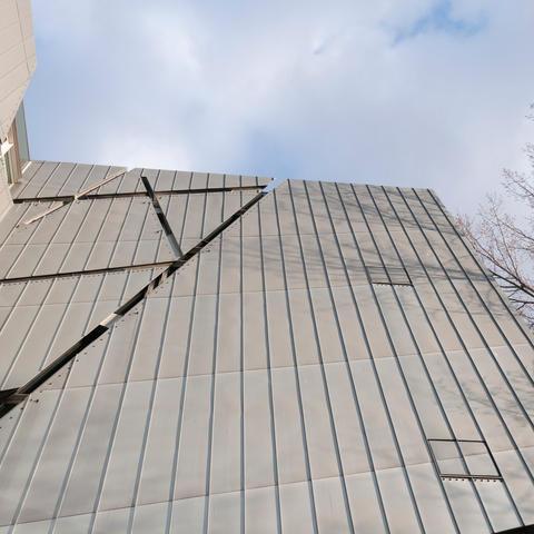 Museo Judío, Berlín, Alemania (1999). Arquitecto: Daniel Libenskind