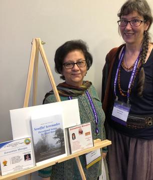 Spirit Soaring-A Women's Art Salon Group at Parliament of World Religions