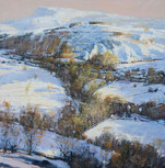 Snow changes everything (Fountains Fell)