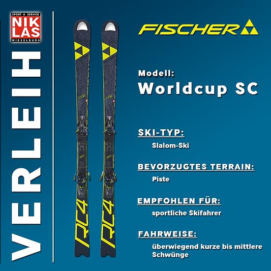 FISCHER Worldcup SC