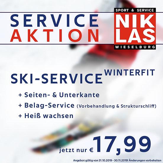 Ski-Service WINTERFIT