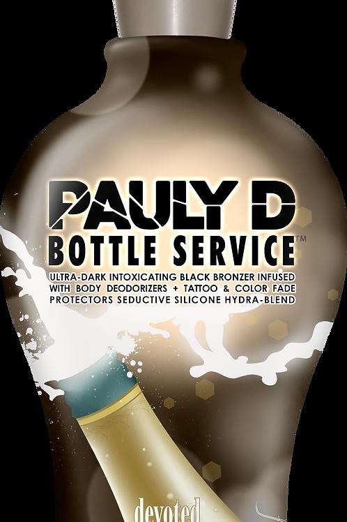 Крем для солярия Pauly D Bottle Service™