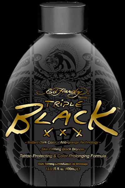 Крем для солярия Triple Black XXX™