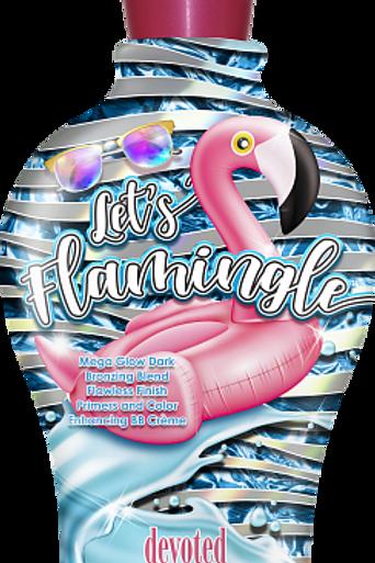 Крем для солярия Let's Flamingle™