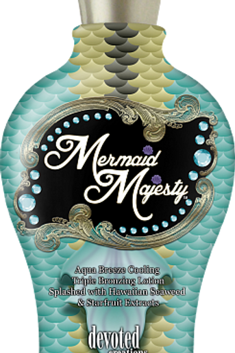 Крем для солярия Mermaid Majesty™