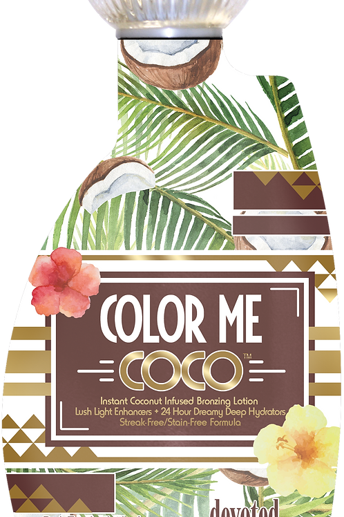 Крем для солярия Color Me Coco™
