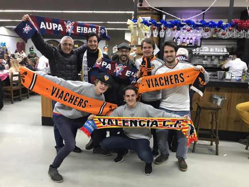 Eibar vs Valencia