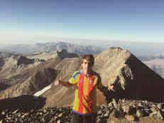 Pico Posets, Pirineos