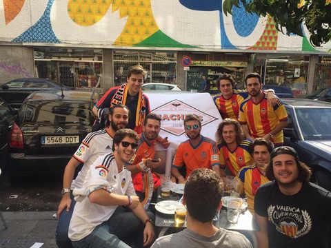 At. Madrid vs Valencia