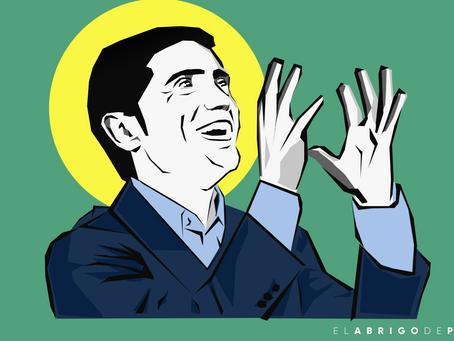 OPINIÓN: 'Marcelino es mi pastor, nada me falta'