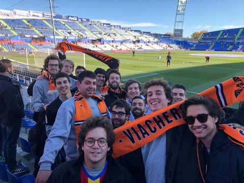 Getafe vs Valencia