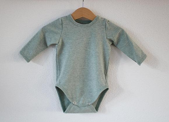 "Body ""Basic"" (Sea Green Melange)"