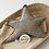 """Thumbnail: Kuschelkissen """"Star"""" (Sand)"""