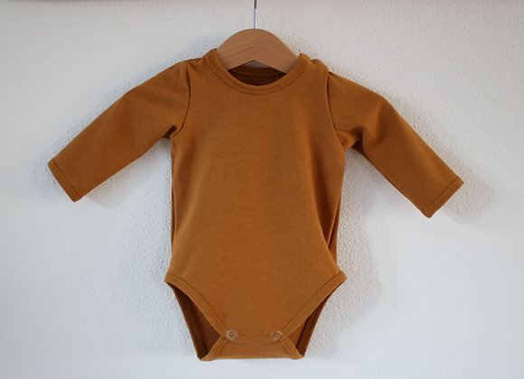 "Body ""Basic"" (Ochre Melange)"