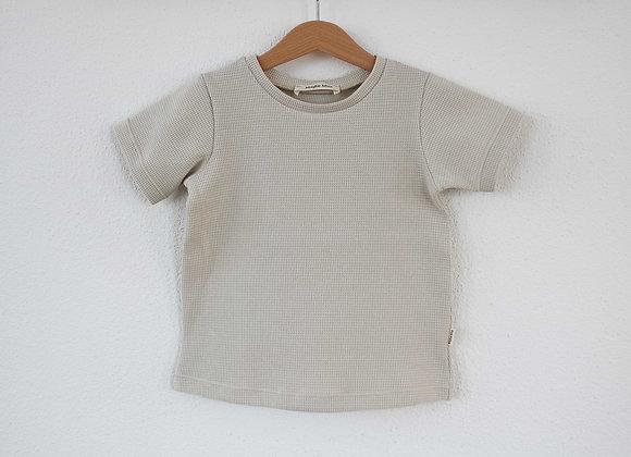"T-Shirt ""Uni"" (Sand)"