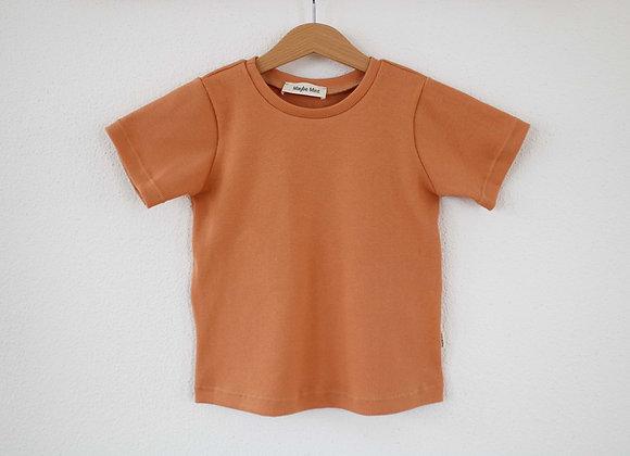"T-Shirt ""Uni"" (Rost)"