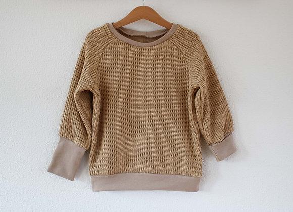 Strick Sweater (Sand)